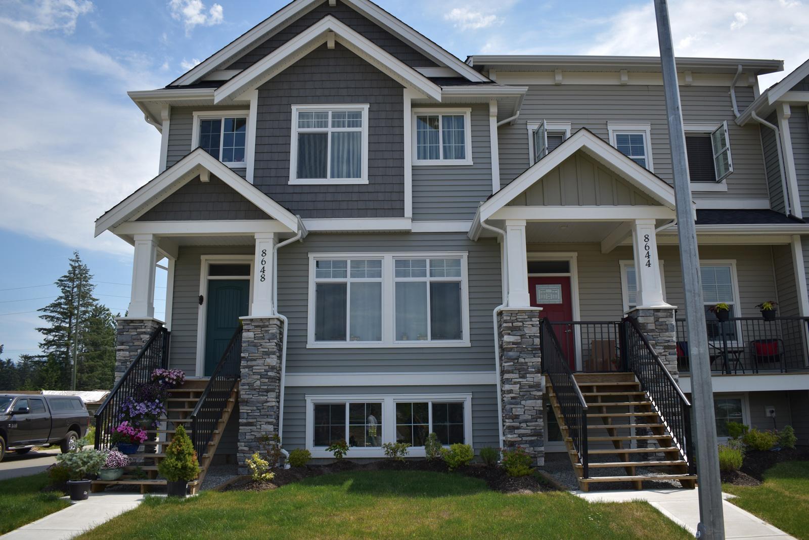 Home Builder - Cedar Valley Row Homes